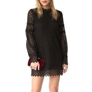 NWT Black IRO Kara Dress